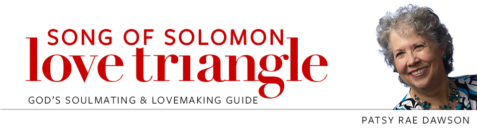 Song of Solomon Love Triangle–God's Soulmating & Lovemaking Guide for a Lifetime of Passionate Sex